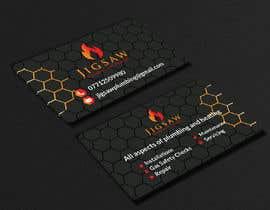 #10 untuk Business card and logo design oleh atiktazul7