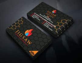 #257 untuk Business card and logo design oleh atiktazul7