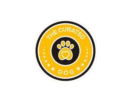 "Nro 134 kilpailuun I need a logo designed for a custom pet food product called ""Curated Dog"" käyttäjältä rafiquzzamanchow"
