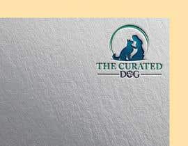"Nro 250 kilpailuun I need a logo designed for a custom pet food product called ""Curated Dog"" käyttäjältä ashfaqadil54"