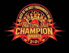 """Nro 112 kilpailuun BEST OF THE BEST INC """" THE LONG SHOT TOURNAMENT SHIRT"""" käyttäjältä jibon710"""