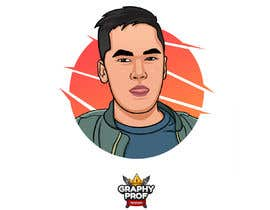 #89 cho Turn my face into a cartoon version bởi Graphyprofdesign