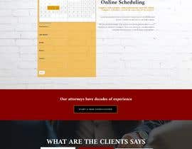 #33 для Build a dreamweaver website parallax template home page and a sub page от webdesign4u2004
