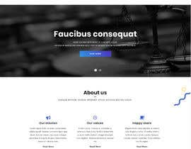 #35 для Build a dreamweaver website parallax template home page and a sub page от smsanto