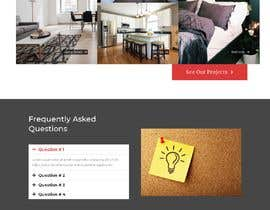 #34 для Build a dreamweaver website parallax template home page and a sub page от owaisahmed5300