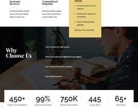 #27 для Build a dreamweaver website parallax template home page and a sub page от rafsanAbir