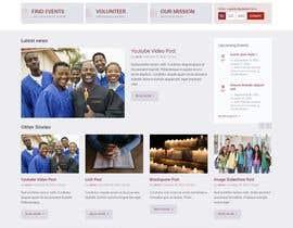 kadir01 tarafından Redesign parish website için no 13