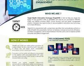 #85 for TargetHIX Pain Assessment & General Marketing Flyer af Rabiulcse1998