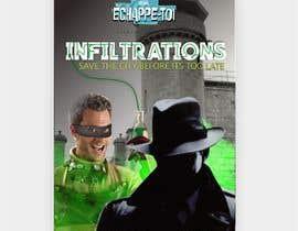 Nro 23 kilpailuun Create our new Escape Game Poster! käyttäjältä tabitaprincesia