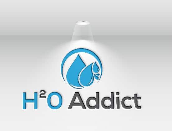 Penyertaan Peraduan #49 untuk Logo: H20 Addict