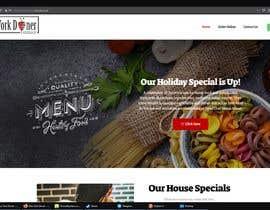 ahmadkhairun96 tarafından Restaurant website için no 113