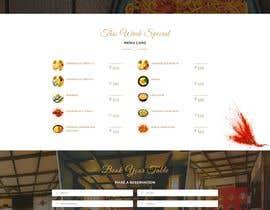 abdullahrafi8822 tarafından Restaurant website için no 114