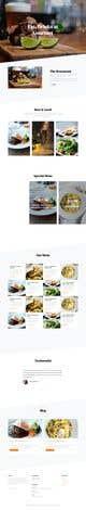 Kilpailutyön #                                                120                                              pienoiskuva kilpailussa                                                 Restaurant website