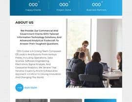 #22 untuk Website Mockup OEX Global oleh JohnFLAG