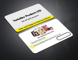 #54 untuk Business Card for Catering Supplies Company oleh RayhanHosain