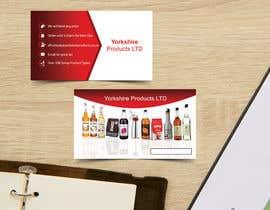 #51 untuk Business Card for Catering Supplies Company oleh alfredSajal