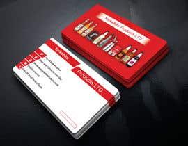 #53 untuk Business Card for Catering Supplies Company oleh alfredSajal