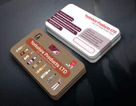 #46 untuk Business Card for Catering Supplies Company oleh shorif850