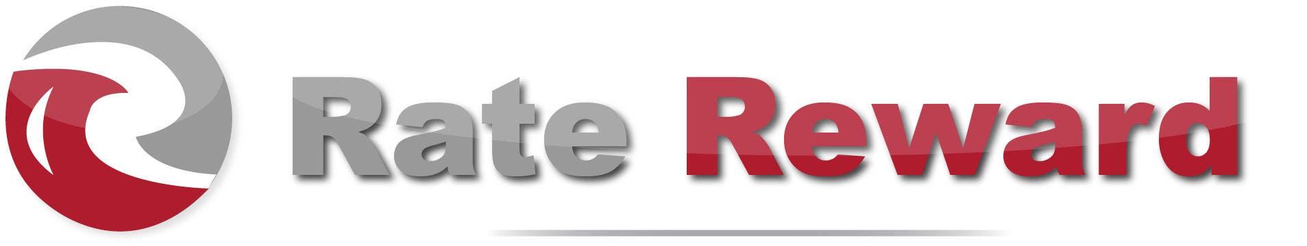 Penyertaan Peraduan #179 untuk Logo Design for RateReward