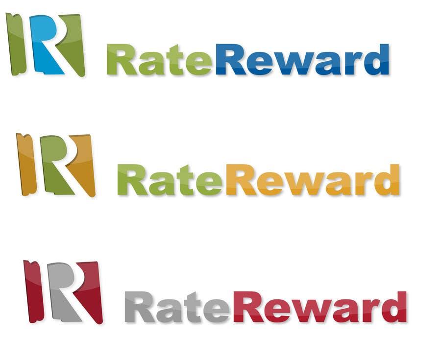 Penyertaan Peraduan #185 untuk Logo Design for RateReward