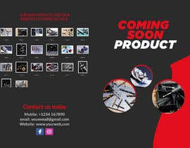 #36 for Design a brochure cover for our metal tool product company af hossiniqbal54