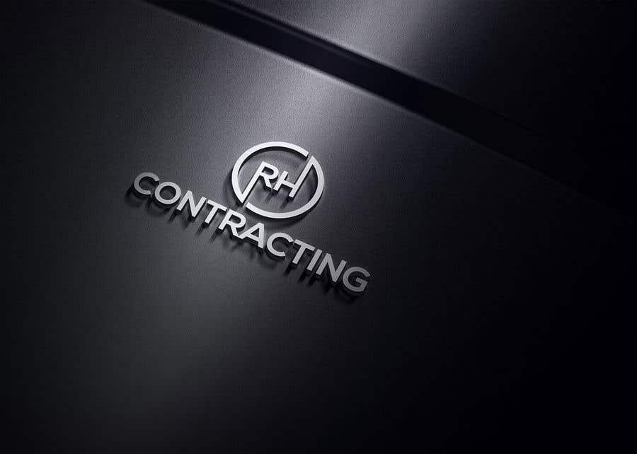 Penyertaan Peraduan #                                        11                                      untuk                                         RH Contracting Logo Design