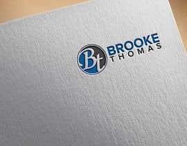 #185 for Brooke Thomas logo af logodesign97