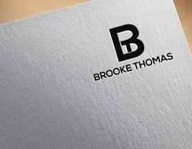 #196 for Brooke Thomas logo af sohan98
