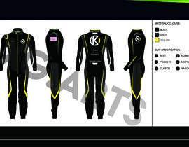 #9 cho Layout for a Suit Kart bởi pramonogandhi