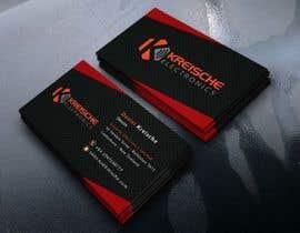 #114 untuk Design a business card - contest oleh shantomnbv