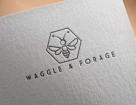 "#285 cho Logo design for new small business - ""Waggle & Forage"" bởi Sourav300"