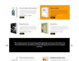 #19 untuk Need Website Mockup Design oleh kiritharanvs2393