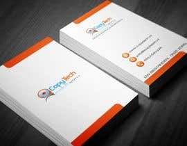 #44 untuk Business Card Design for Copytech.nl oleh MagicProductions