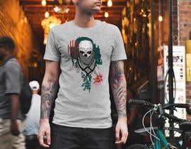 Nro 103 kilpailuun T-Shirt Design - Illustrate an evil skull (UP-004) käyttäjältä yaxirjaved786