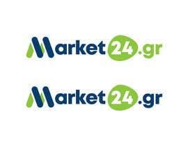 FoitVV tarafından Market24 logo için no 2600