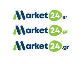 FoitVV tarafından Market24 logo için no 2637