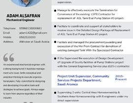 #26 for Update my CV by hepinvite