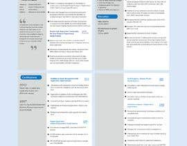 #29 for Update my CV by hepinvite