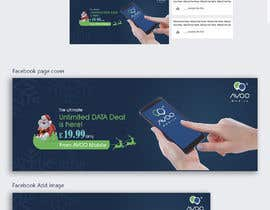 #74 для Facebook ad image and cover page design (Brand/Theme) от viswarts
