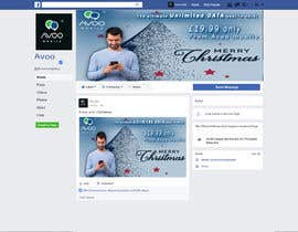 #62 для Facebook ad image and cover page design (Brand/Theme) от alabirh13