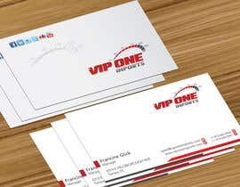 #21 for Business Card Design for corporation company by jobee