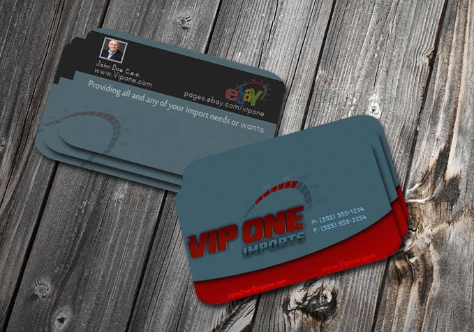 Kilpailutyö #                                        2                                      kilpailussa                                         Business Card Design for corporation company
