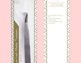 #25 cho design packaging for tweezers bởi chinwerng