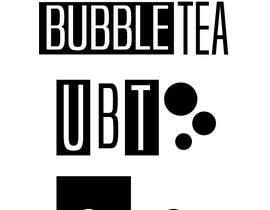 #126 cho Bubble Tea Shop Logo Design bởi davidliera