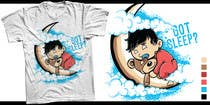 T-shirt Design for Tired Teddies Guerrilla Marketing Campaign için Graphic Design11 No.lu Yarışma Girdisi