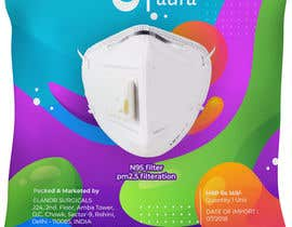 #8 cho Pouch design for Anti pollution mask bởi vivekdaneapen