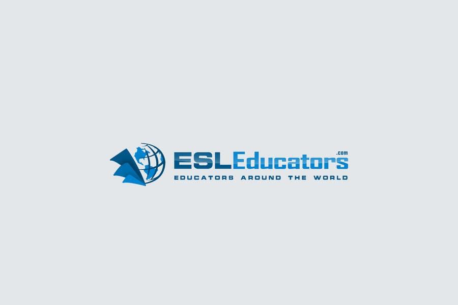 Konkurrenceindlæg #                                        42                                      for                                         Logo Design for ESL website