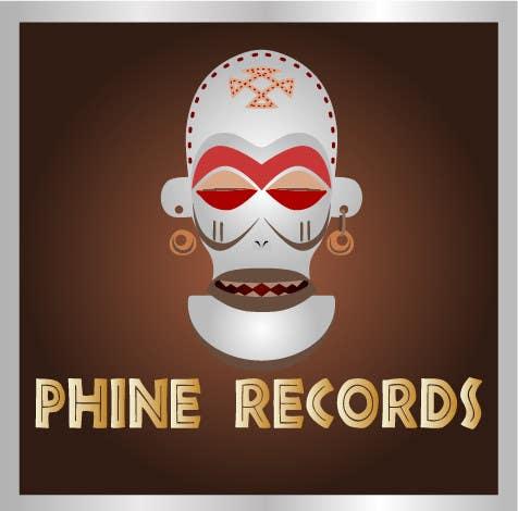 Penyertaan Peraduan #                                        64                                      untuk                                         Logo Design for Phine Records