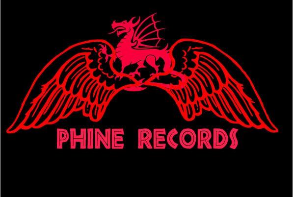 Penyertaan Peraduan #                                        96                                      untuk                                         Logo Design for Phine Records