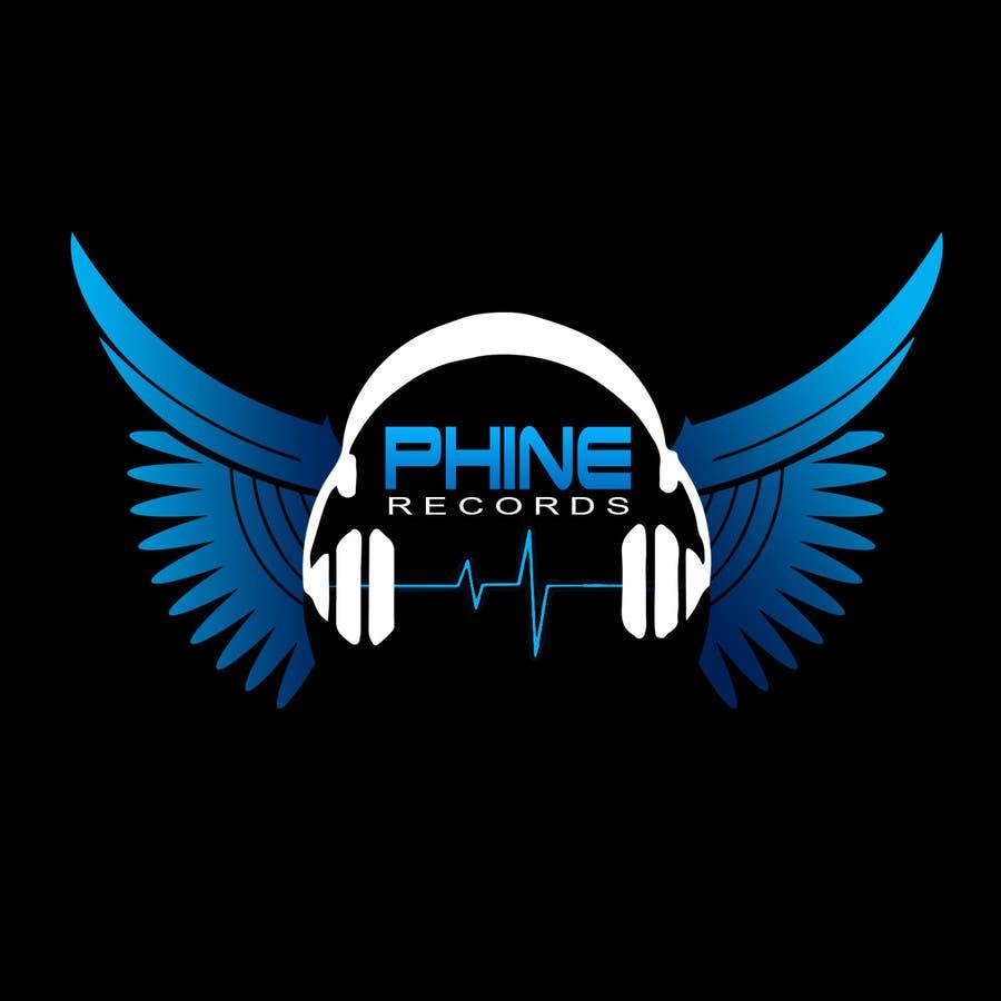 Penyertaan Peraduan #                                        29                                      untuk                                         Logo Design for Phine Records